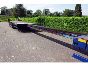 Low loader semi-trailer Nooteboom MCO-58-04V