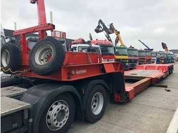 Low loader semi-trailer Nooteboom OSDBAZ-41VV 3 M UITSCHUIFBAAR