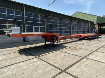Low loader semi-trailer Nooteboom OSDS-48-03V   3x SAF   680cm Extendable   35.300