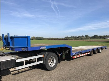 Nooteboom OSD 42 03 - low loader semi-trailer