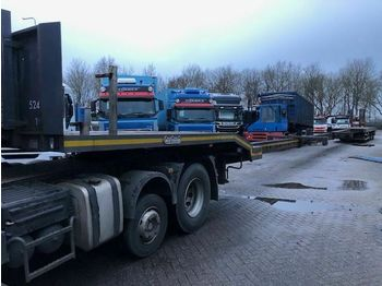 Low loader semi-trailer Nooteboom OVB-48-03V - 3X EXTANDABLE 22,10M