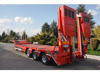 OZGUL  - low loader semi-trailer