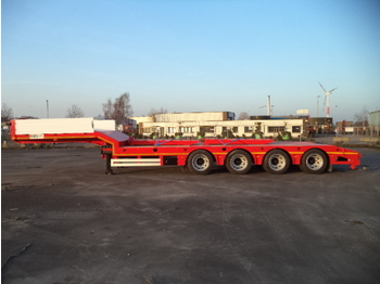 OZGUL L13 60 Ton Lowbed (New) - low loader semi-trailer