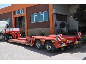 OZGUL New - low loader semi-trailer
