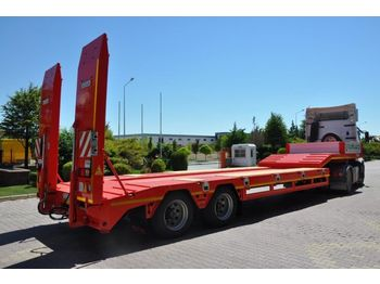 OZGUL PROPERTIES OF LOWBED WITH - low loader semi-trailer