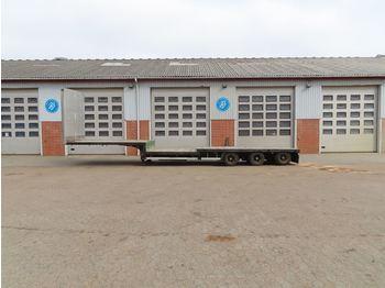 Low loader semi-trailer Pacton