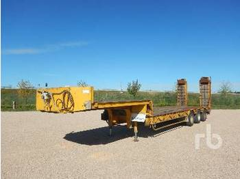 ROBUSTE KAISER PE3ESS Remorque Porte-Engin - low loader semi-trailer