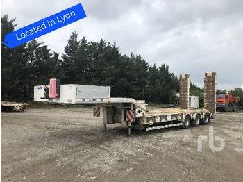 ROBUSTE KAISER S5703F Tri/A - low loader semi-trailer