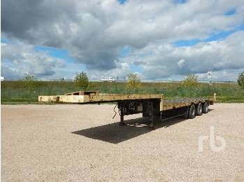 ROBUSTE KAISER Tri/A - low loader semi-trailer