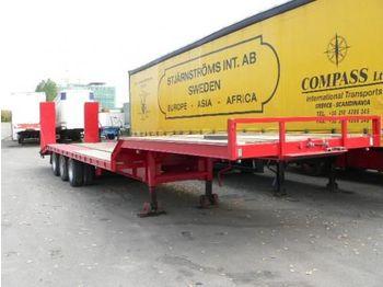 SDC  - low loader semi-trailer