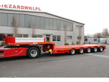 Low loader semi-trailer STOKOTA 5 AXLE LOW LOADER S5U.N2-04