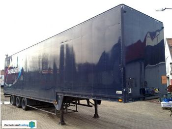 Talson Talson 3-assige semi-dieplader - low loader semi-trailer