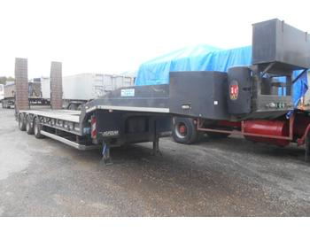 Low loader semi-trailer Verem