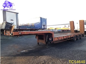 Low loader semi-trailer Verem Low-bed