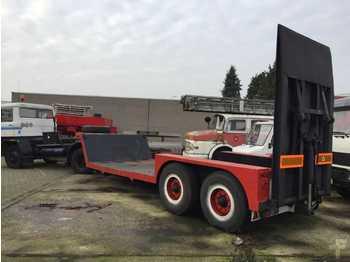 Low loader semi-trailer [div] NETAM Ta 8.f2-12