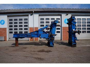 Semi-trailer Nicolas Tårnadapter / toweradapter / Turmadapter