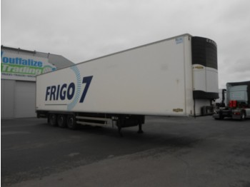 Refrigerator semi-trailer Chereau Frigo - 2m70 height - multitemp