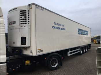 Refrigerator semi-trailer Chereau Thermoking SL 200
