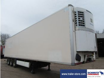 Refrigerator semi-trailer Krone Reefer multitemp Taillift