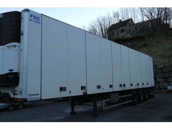 Refrigerator semi-trailer Schweriner SF24