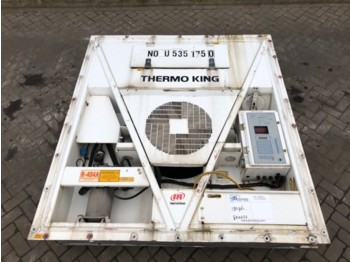 Refrigerator semi-trailer THERMOKING Magnum 924, KWB C417 , Frigo , Cool unit