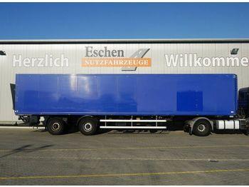 Refrigerator semi-trailer Ackermann VS-F 20/13.6 EL-ZG Auflieger Kühlkoffer / LBW