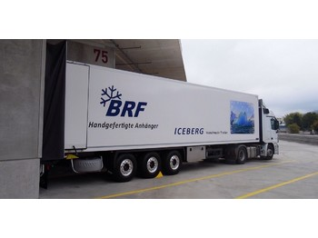 BRF MEAT HOOK BEEF TRAILER - refrigerator semi-trailer
