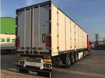 BRF SIDE LOADING DOOR TRAILER - refrigerator semi-trailer
