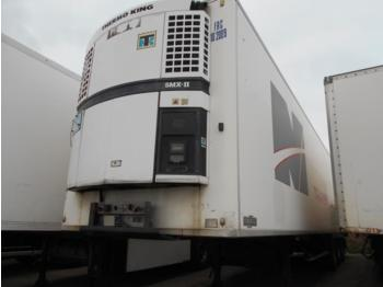 Refrigerator semi-trailer Chereau
