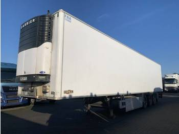 Chereau Carrier Maxima 1300 Mercedes Axles - refrigerator semi-trailer