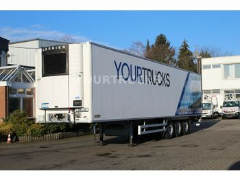 Refrigerator semi-trailer Chereau Carrier Vector 1850Mt /Strom/Bi-Temp/Liftachse