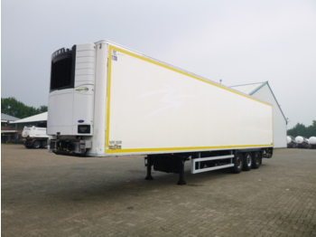 Refrigerator semi-trailer Chereau Frigo trailer Carrier Vector 1550