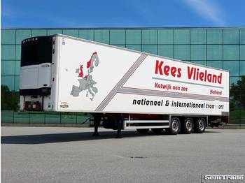 Chereau P0303 CARRIER VECTOR 1800 SAF AXLES DISC BRAKES - refrigerator semi-trailer