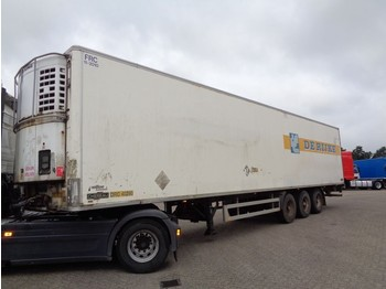 Chereau P0303 + Thermo King SL 200 50 - refrigerator semi-trailer