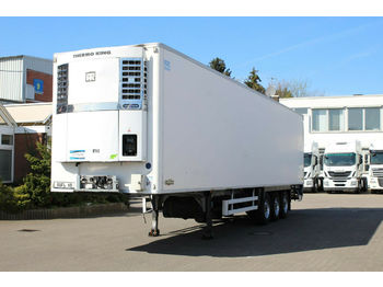 Chereau Thermo King  Spectrum/Bi-Temp/2,7h/LBW/FRC 10.21  - refrigerator semi-trailer