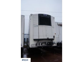 Refrigerator semi-trailer Chereau semitrailer with two temp