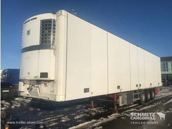 Ekeri Reefer Standard Folding wall left - refrigerator semi-trailer