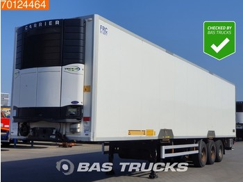 Refrigerator semi-trailer Kögel SV-24 Carrier Vector 1850mt BI-/Dual temp Blumenbreit Ladebordwand
