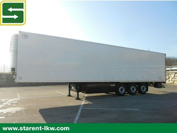 Kögel Thermotrailer, Carrier Vector 1550, DD,Blumenbr.  - refrigerator semi-trailer