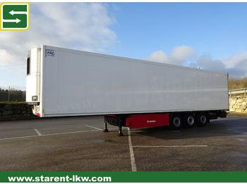 نصف مقطورة مُبرِّدة Krone Carrier Vector 1550, Liftachse, SAF