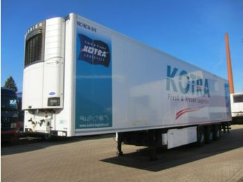 Krone Carrier Vector 1850Mt Bi-Multi-Temp BPW Disc  - refrigerator semi-trailer