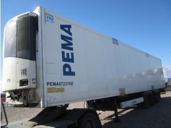 Krone Reefer - refrigerator semi-trailer