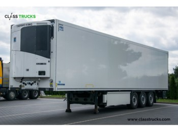 Refrigerator semi-trailer Krone SDR 27 - FP 60 ThermoKing SLX300 DoubleDeck, 36PB