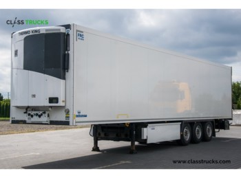 Refrigerator semi-trailer Krone SDR 27 - FP 60 ThermoKing SLXe300 Double Deck, 36PB