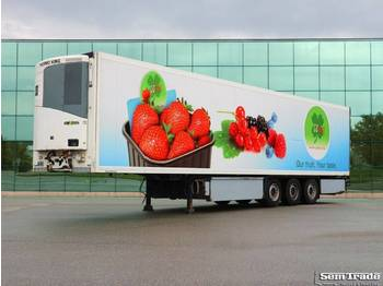 Krone SDR THERMO KING SLX300 SAF AXLES DISC BRAKES 250 CM WIDE 265 CM HIGH - refrigerator semi-trailer