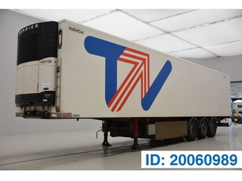 Refrigerator semi-trailer LAG Freezer-reefer