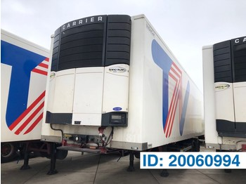 Refrigerator semi-trailer LAG Frigo City trailer: picture 1