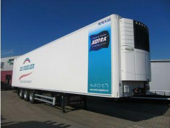 Refrigerator semi-trailer Lamberet SR2 Carrier Vector 1850Mt Bi-Temp BPW Disc