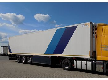 Lamberet Thermo King - refrigerator semi-trailer
