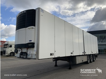 Naerko Reefer Standard Double deck Folding wall left - refrigerator semi-trailer